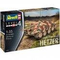 Revell 1:35 Jagdpanzer 38(t) Hetzer Military Model Kit