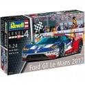 Revell 1:24 Ford GT Le Mans Car Model Kit