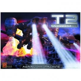 Pegasus 1:32 Terminator 2 Judgment Day - Aerial HK Machine Model Kit