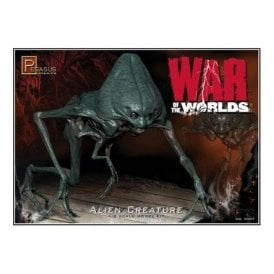 Pegasus 1:8 War of the Worlds Movie Alien Creature Figure Kit