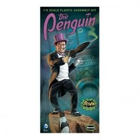 Moebius Models Batman Classic TV Series The Penguin Figure - 1:8 Scale Figure Kit