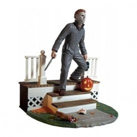 Moebius Models Halloween - Michael Myers Figure with Lighting Kit - 1:8 Scale Figure Kit