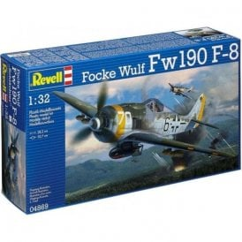 Revell 1:32 Focke Wulf Fw190 F-8 'Schlachter' Model Aircraft Kit