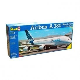 Revell 1:144 Airbus A380 New Livery House Colours Aircraft Kit