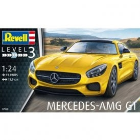Revell 1:24 Mercedes AMG GT Model Car Kit