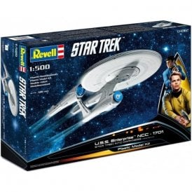 Revell 1:500 U.S.S. Enterprise NCC-1701 Star Trek Into Darkness Model Kit