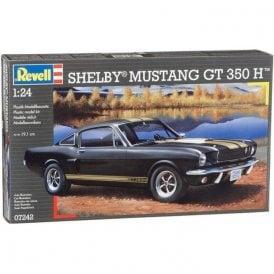 Revell 1:24 Shelby Ford Mustang GT350 H Model Car Kit