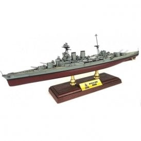 Forces of Valor 1:700 Admiral-class Battlecruiser Royal Navy, HMS Hood , Battle of the Denmark Strait, May 1941