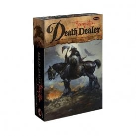 Moebius Models Frazetta's Death Dealer Figure - 1:10 Scale Figure Kit