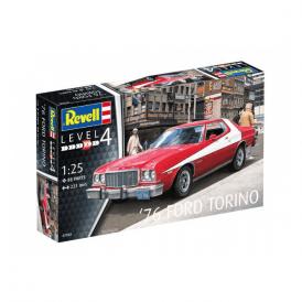 Revell 1:25 1976 Ford Torino Car Kit