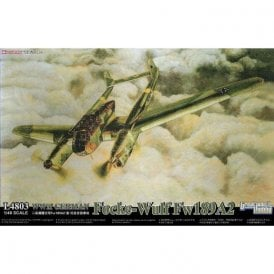 Great Wall Hobby 1:48 Focke-Wulf Fw189A-2 Luftwaffe Aircraft Model Kit