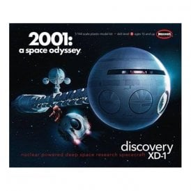 Moebius Models Discovery from 2001: A Space Odyssey - 1:144 Scale Model Kit