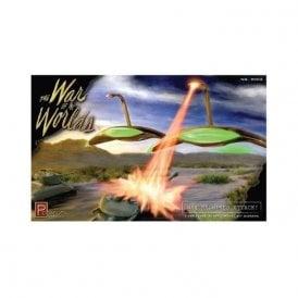 Pegasus 1:144 War of the Worlds Movie War Machine Attack Diorama Model Kit
