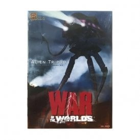 Pegasus 1:144 War of the Worlds Movie Alien Tripod Model Kit