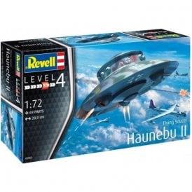 Revell 1:72 Flying Saucer Haunebu II Aircraft Model Kit