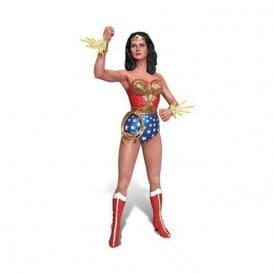 Moebius Models TV Wonder Woman - Lynda Carter Figure - 1:8 Scale Figure Kit