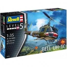 Revell 1:35 Bell UH-1C Aircraft Model Kit