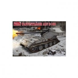 Amusing Hobby 1:35 WAFFENTRAGER AUF E-100 Military Model Kit