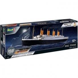 Revell 1:600 R.M.S Titanic Easy Click Model Ship Kit
