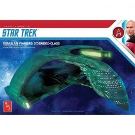 AMT 1:3200 Star Trek Romulan War Bird D'Deridex Class Model Kit