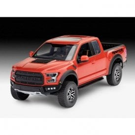 Revell 1:25 2017 Ford F-150 Raptor ' Easy Click ' Car Model Kit