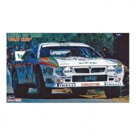 Hasegawa 1:24 Lancia 037 Rally 'Jolly Club' Rally Car Model Kit