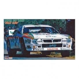 Hasegawa 1:24 Lancia 037 Rally 'Jolly Club' Rally Car Model Kit