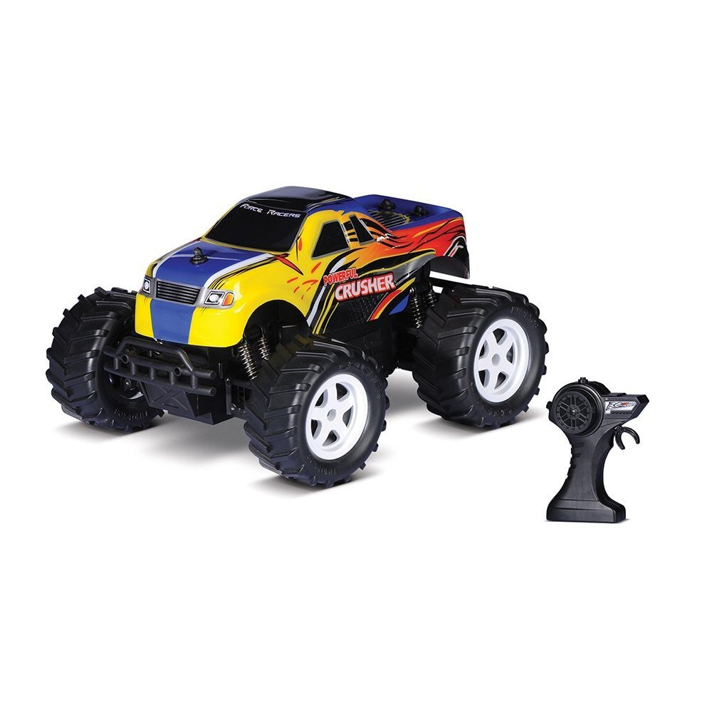 Powerful Crusher Full Function Remote Control Monster ...