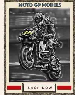 MotoGP Motorbikes