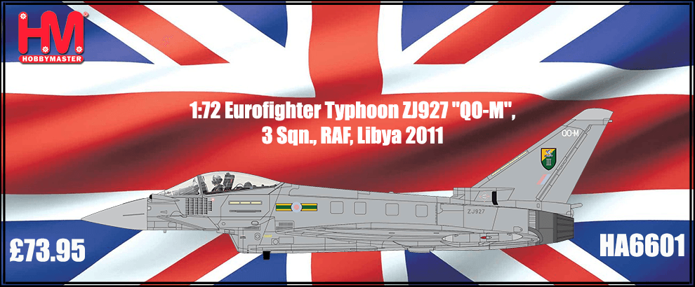 HA6601 Eurofighter