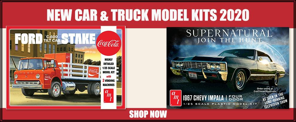 CAR & TRUCK KITS 2020