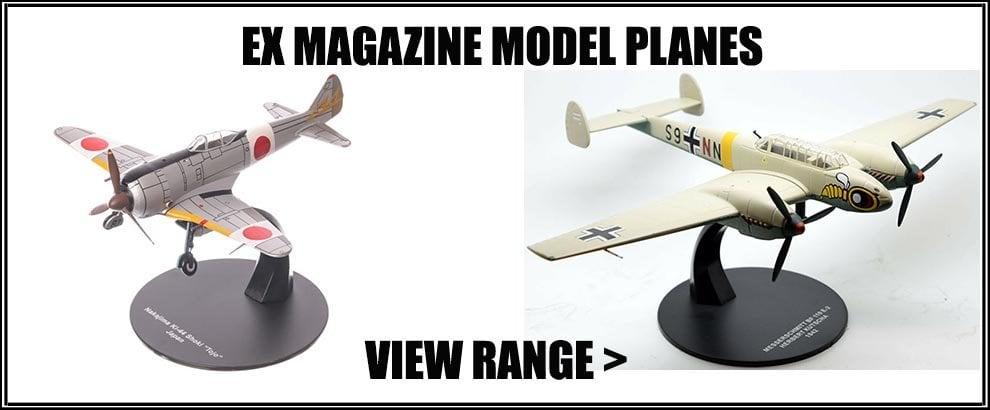 Ex Magazine Models