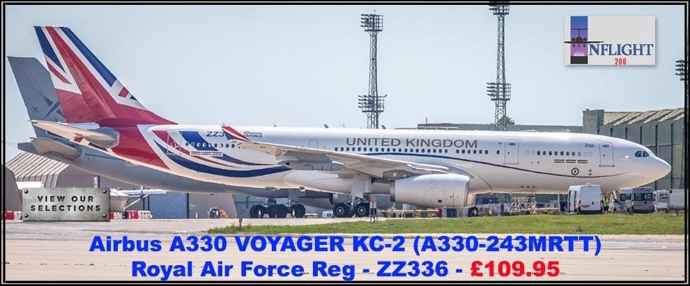 New RAF Voyager