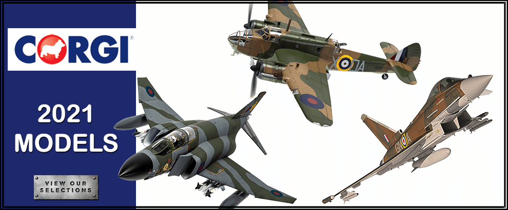 Corgi 2021 Aviation Archive Models