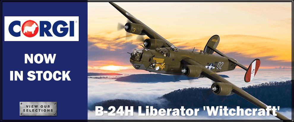 Corgi Liberator - Now In Stock