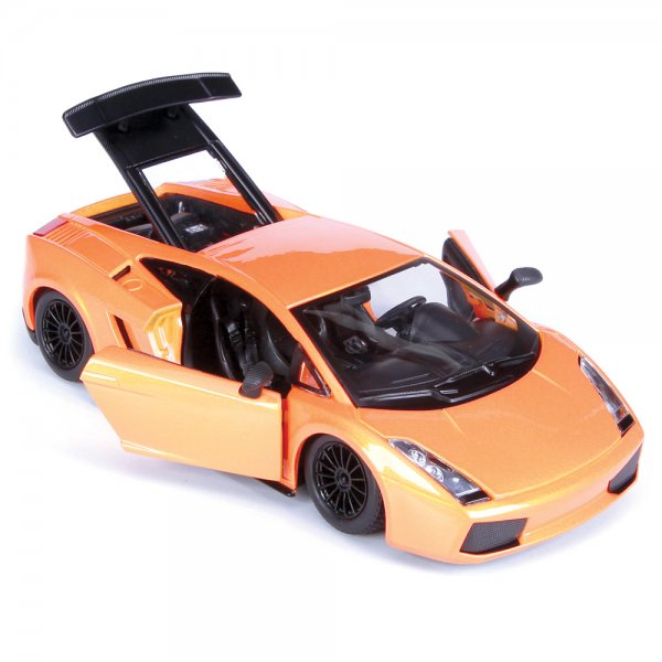 Bburago Lamborghini Gallardo Superleggera (2007) Diecast