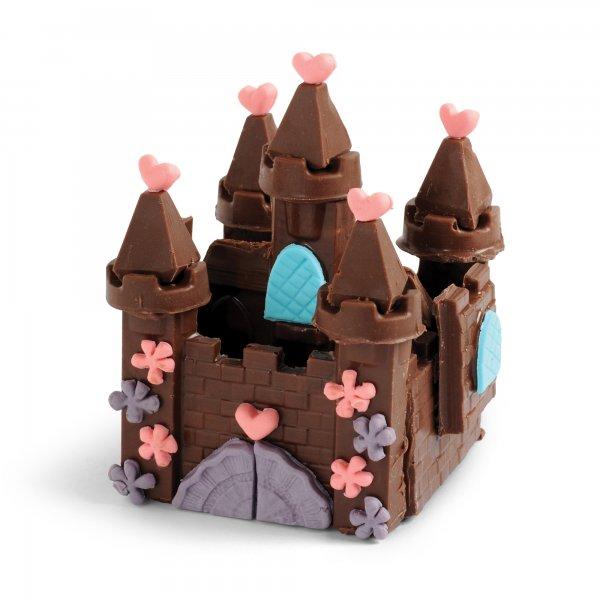 замок из шоколада картинки другие погодные
