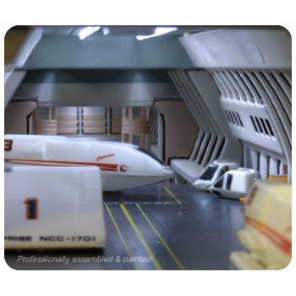 Polar Lights Star Trek U S S Enterprise NCC-1701-A - 1:350 Scale Model Kit  - DAMAGED BOXES