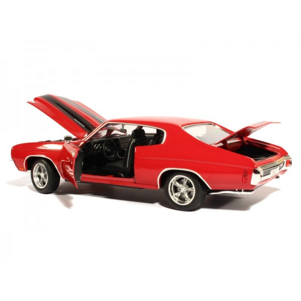 Dom/'s 1970 Chevrolet Chevelle SS1//24 scale Fast /& Furious