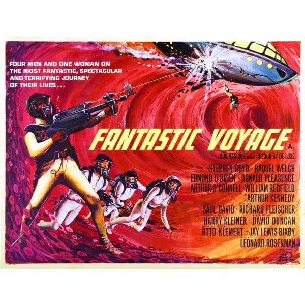 Moebius Models 1:32 Fantastic Voyage - Proteus Model Kit