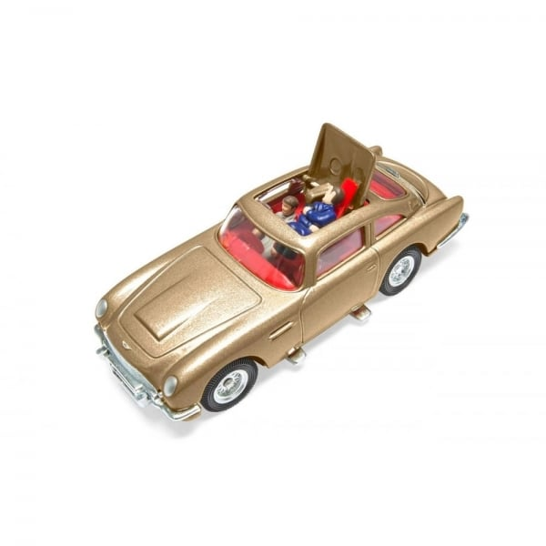 Corgi James Bond Aston Martin DB5 (Gold)
