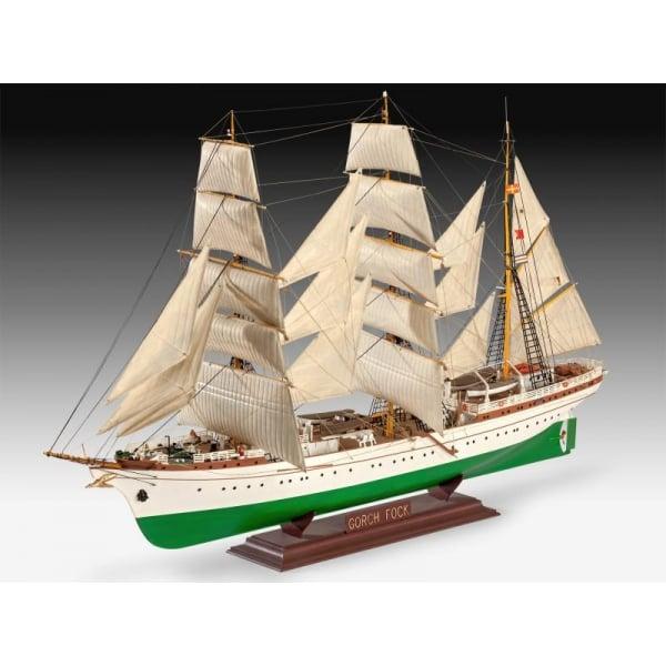 Revell 1:150 Gorch Fock Model Ship Kit