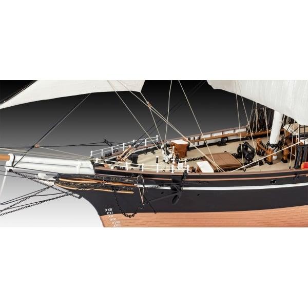 Revell 1:96 Cutty Sark Model Ship Kit
