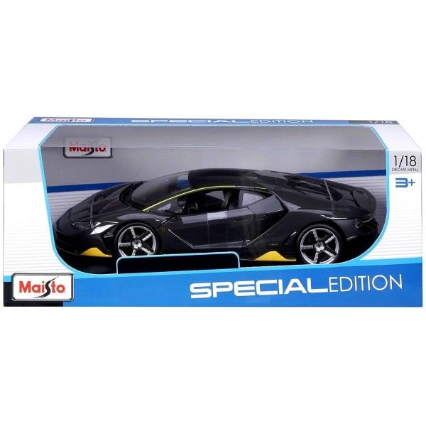 Maisto Lamborghini Centenario Grey 1 18 Scale Diecast Car Maisto