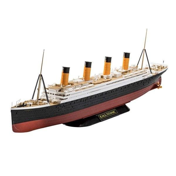 Revell 05498 RMS Titanic Easy Click System Level 2 1:600 NEU//OVP