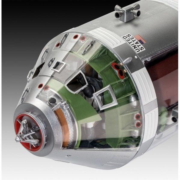 apollo spacecraft interior revell - photo #7
