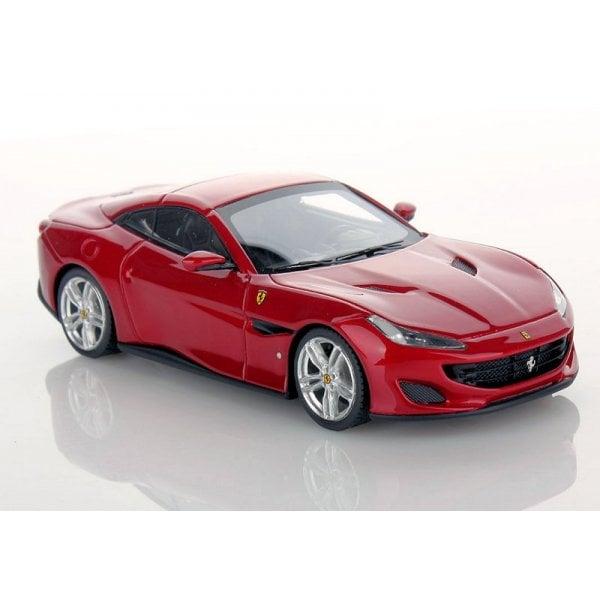 Portofino Car: Bburago 1:43 Ferrari Portofino Signature Series Diecast