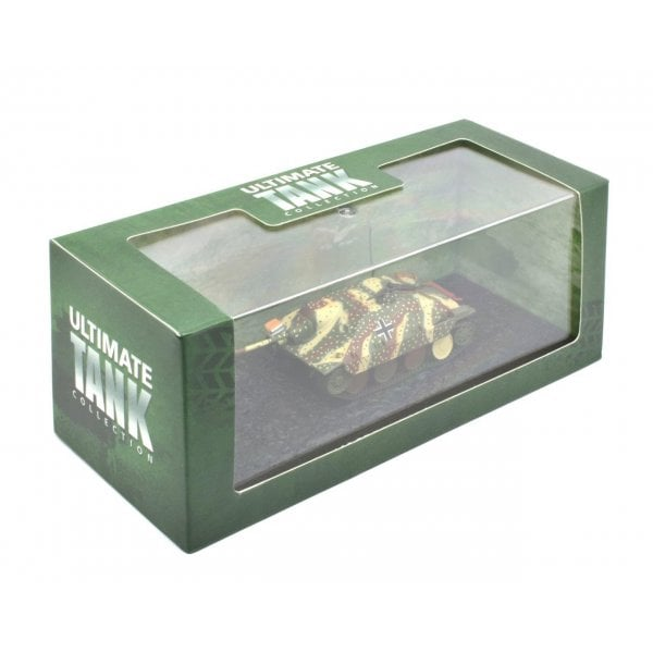 JAGDPANZER HETZER ATLAS Edition Ultimate Tank Collection 1//72 die-cast