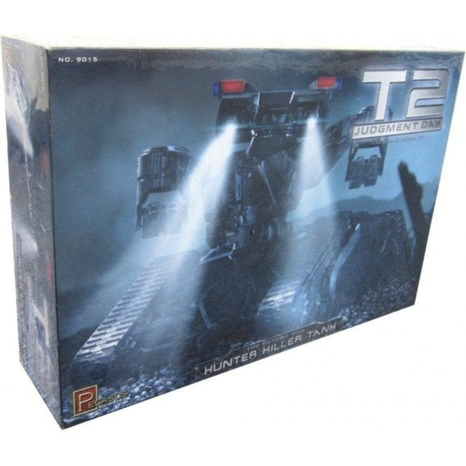 Pegasus 1:32 Terminator 2 Judgement Day - Hunter Killer Tank Model Kit
