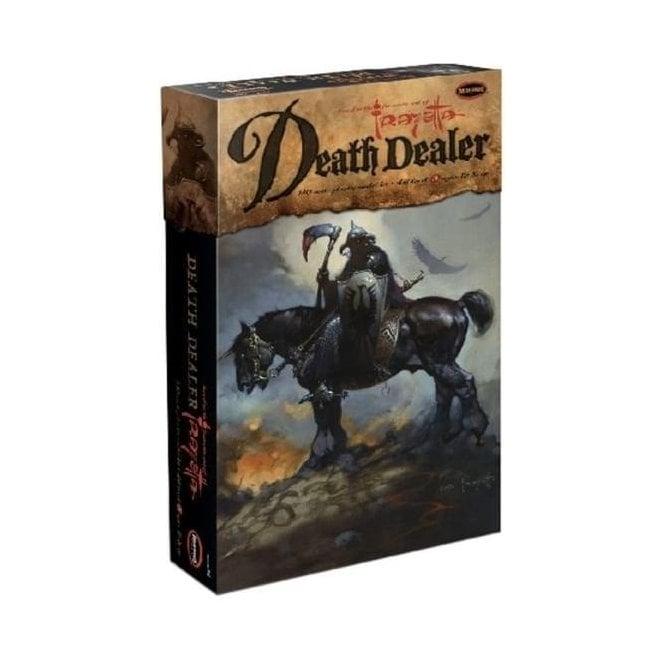 Moebius Models 1:10 Frazetta's Death Dealer Figure Kit